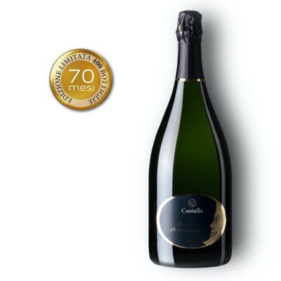 BRUT MILLESIMATO 70 mesi 75 ml.